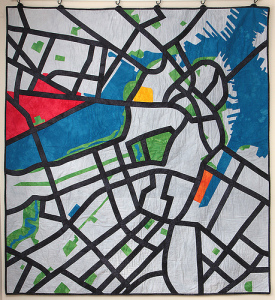 Boston Roads quilt