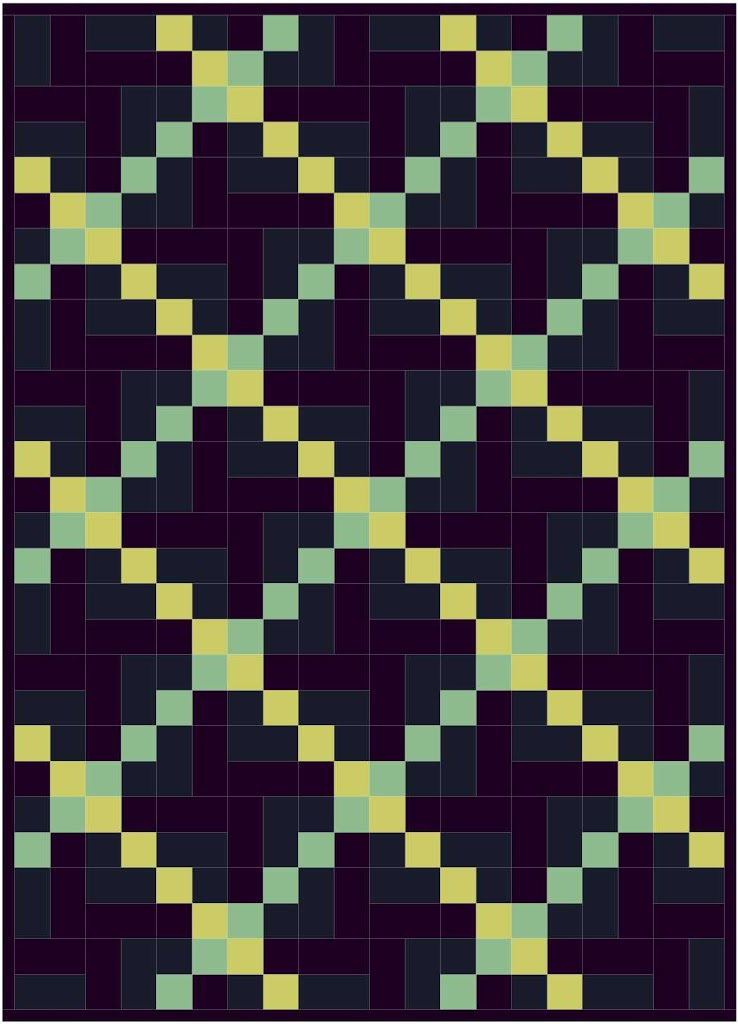 Free Quilt Pattern Friday! Windmill