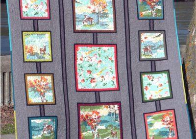 Parlor wall (pattern)
