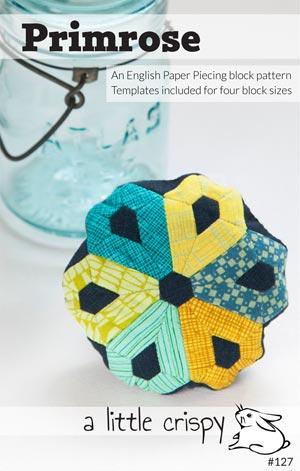 Primrose quilt pattern