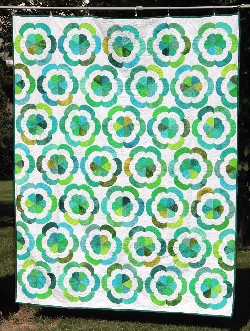 In bloom (pattern)