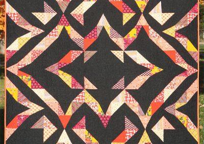 Tiger lily (pattern)