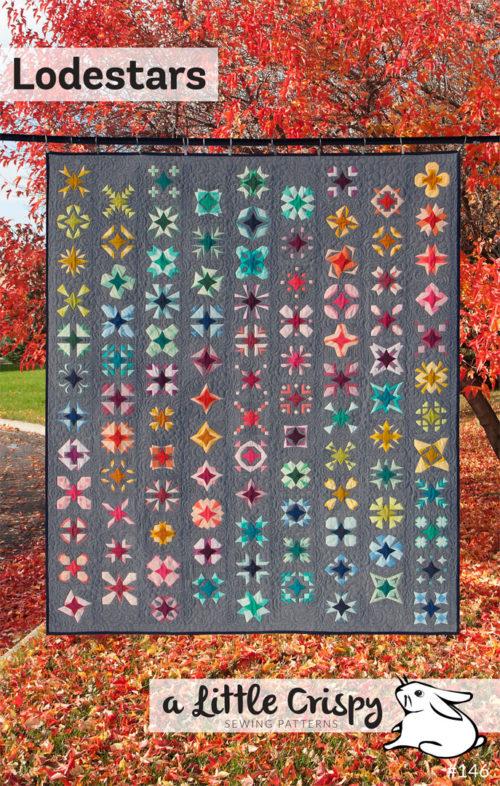 Lodestars quilt pattern