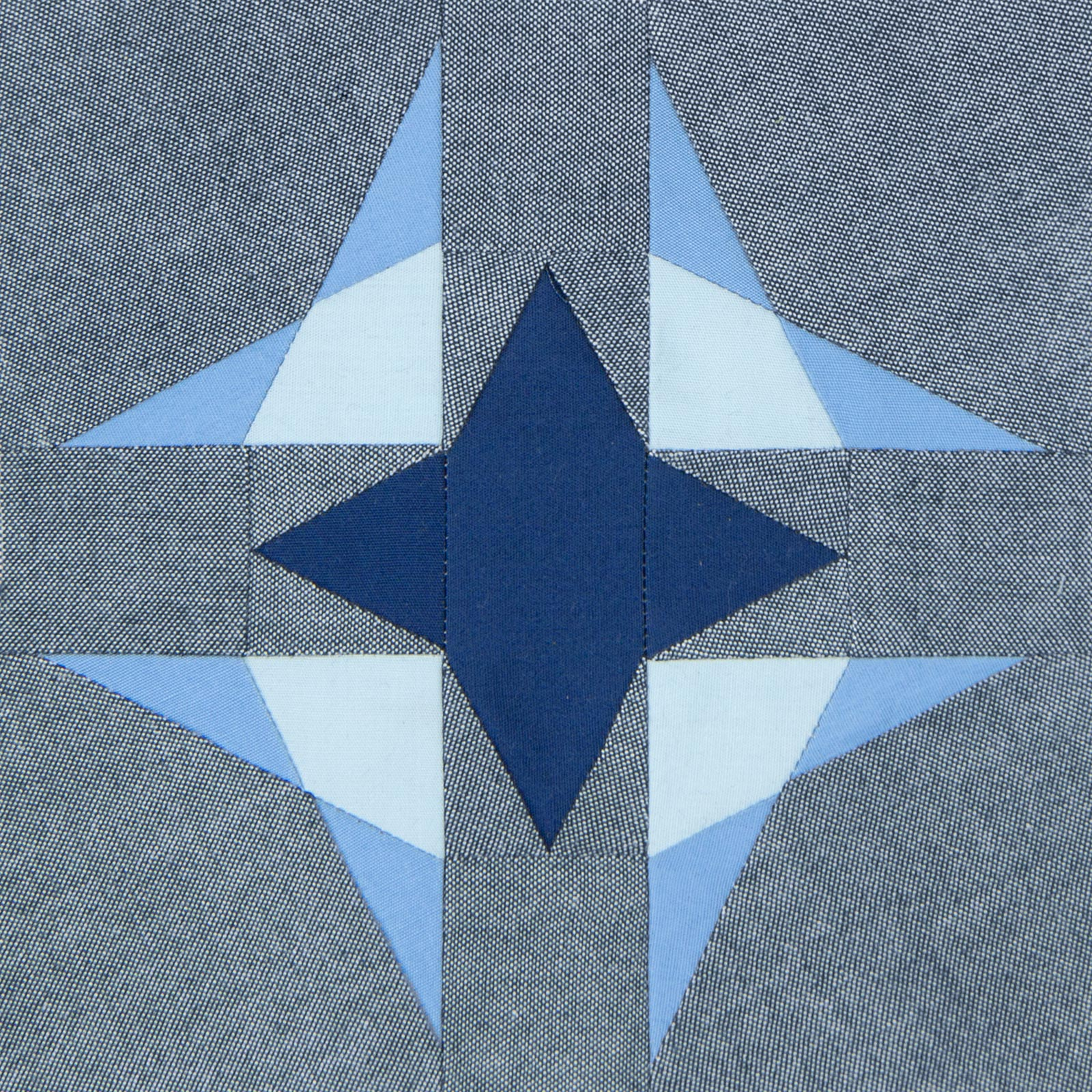 Lodestars quilt block #7: Lucretia