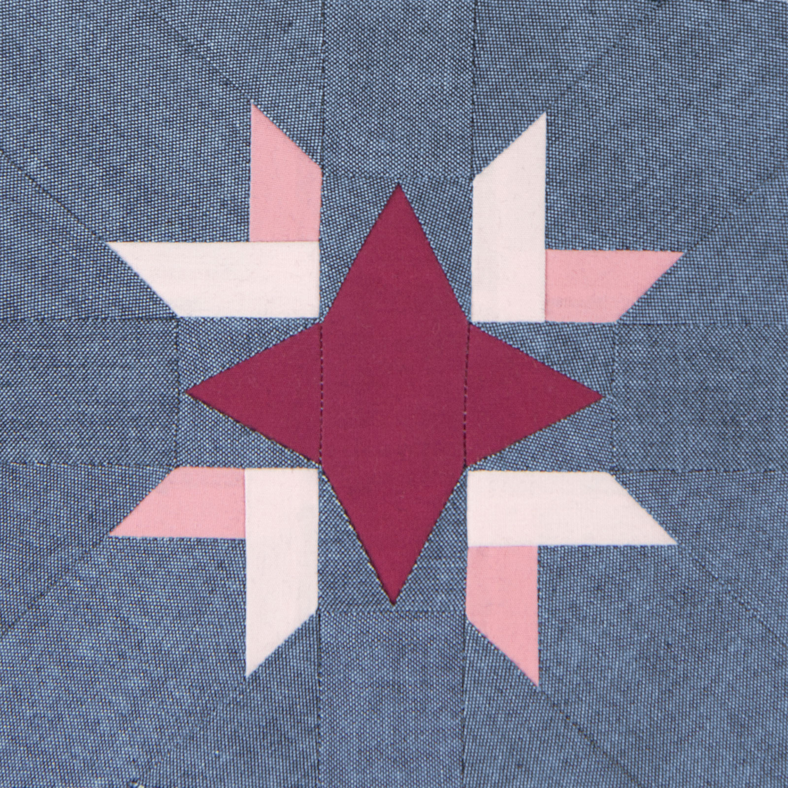 Lodestars quilt block #22: Andrea
