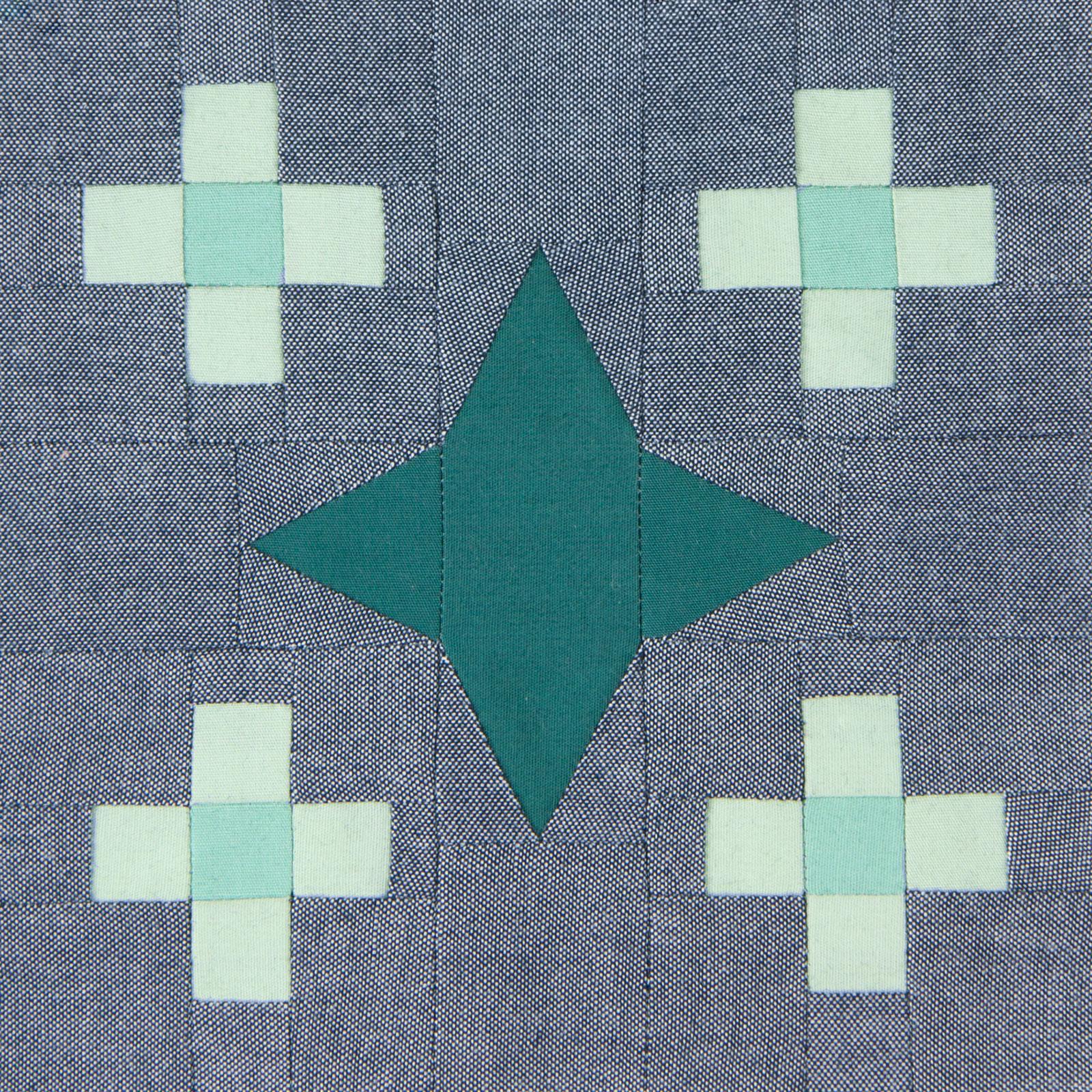 Lodestars quilt block #24: Clara