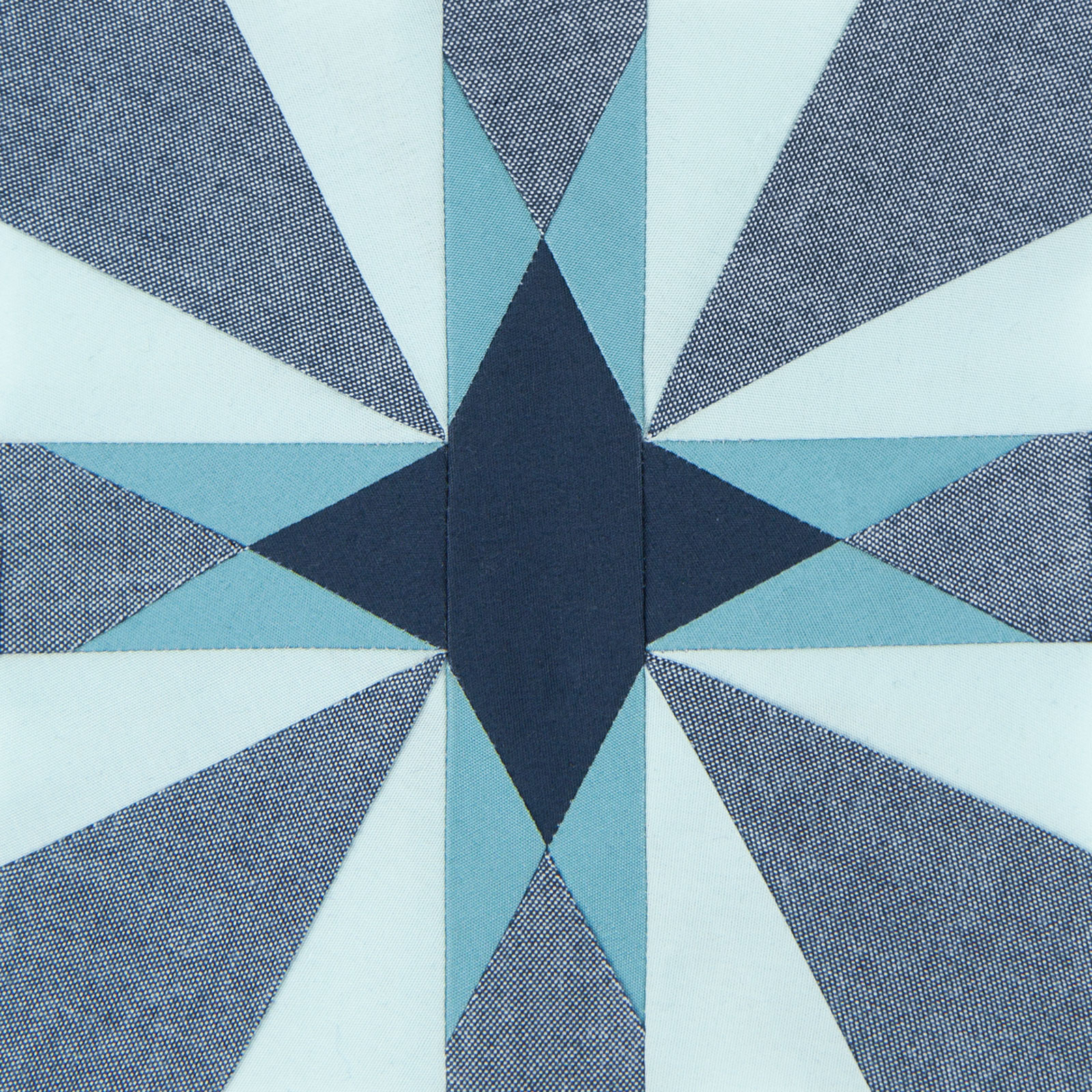 Lodestars quilt block #27: Prudence